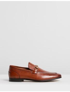 Garret Leather Loafers by Double Oak Mills