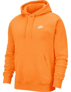 Nike Men's Sportswear Club Fleece Pullover Hoodie by Nike