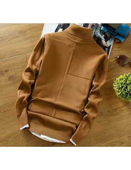 <Span><Span>Winter Turtleneck Warm Sweater Men Turtleneck Sweaters Slim Fit Pullover Knit </Span></Span> by Ebay Seller