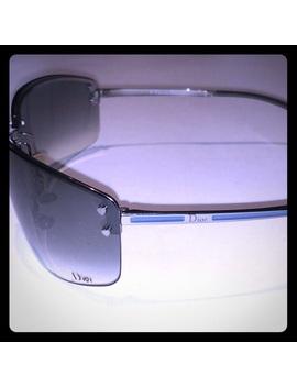 Christian Dior Metal Frame Sunglasses Diorcharm1 by Dior