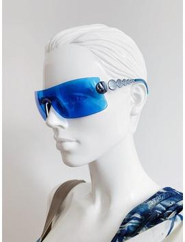Ultramarine Blue Dior Millennium Sunglasses   2000 by Etsy