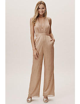 Jelena Jumpsuit by Bhldn