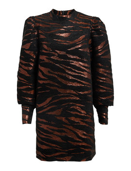 Baylee Zebra Mini Dress Baylee Zebra Mini Dress by Andamane Andamane