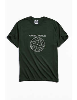 The Ragged Priest Uo Exclusive Cruel World Tee by The Ragged Priest
