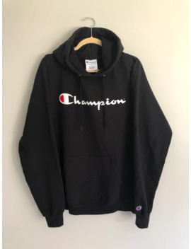 Vintage Champion Hoodie by Vintage  ×  Champion  ×