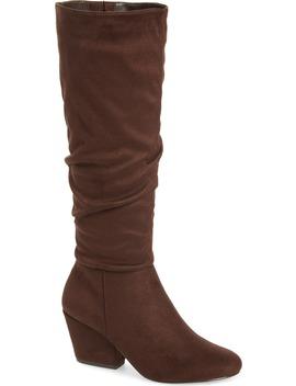Karen Ii Knee High Slouch Boot by Bella Vita