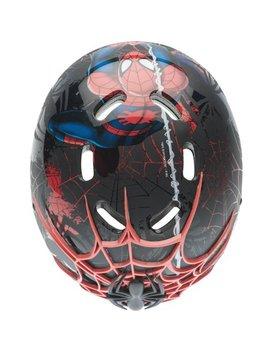 Bell Marvel Spider Man 3 D Web Slinger Multisport Helmet, Black, Child 5+ (51 54cm) by Marvel