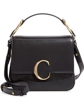 Small C Convertible Leather Bag by ChloÉ
