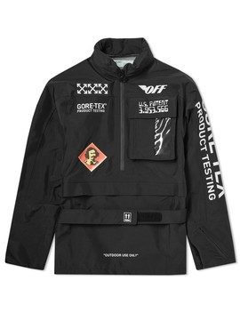 Off White Gore Tex Anorak by Off White