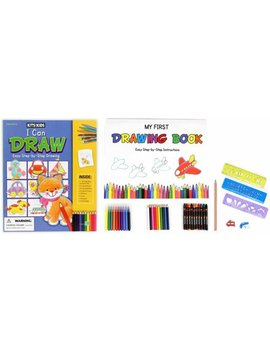 Kits For Kids I Can Draw by Generic