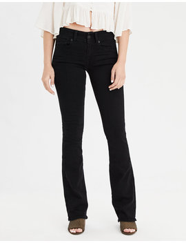 Ae Ne(X)T Level Kick Bootcut Jean by American Eagle Outfitters