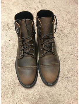 Thursday Captain Boots Mens Size 9 by Boots