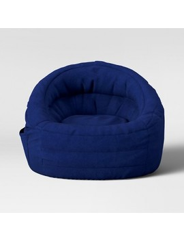Cocoon Bean Bag Chair With Pocket   Pillowfort™ by Shop Collections
