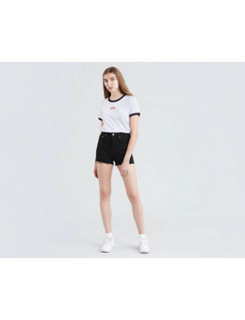 501® High Rise Shorts by Levi's