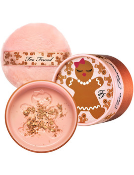 Gingerbread Sugar Kissable Body Shimmer by Too Faced