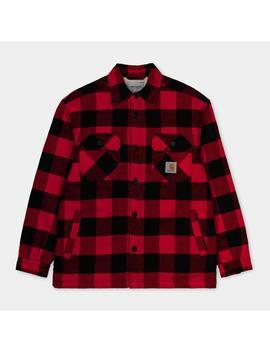 Merton Check Shirt Jacket by Carhartt Wip