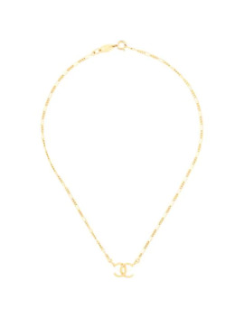 1982 Interlocking Cc Necklace by Chanel Pre Owned