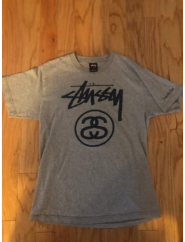Vintage Stussy T Shirt by Vintage  ×  Stussy  ×