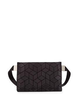 Patrizia Luca Geometric Tiled Small Belt Bag by Patrizia Luca