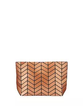 Patrizia Luca Chevron Geometric Small Clutch Bag by Patrizia Luca