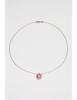 Sirciam Snowflake Burst Necklace by Sirciam