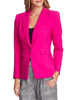Stretch Crepe Blazer by Vince Camuto