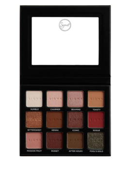 Warm Neutrals Eyeshadow Palette by Sigma Beauty