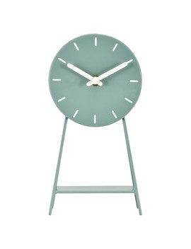 Metal Pedestal Desk Clock Sage   Project 62™ by Shop This Collection