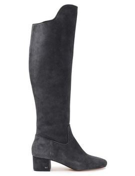 Suede Knee Boots by Michael Michael Kors