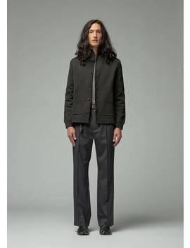 Wool Chore Jacket by Maison Margiela