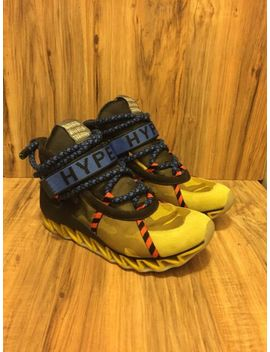 Rare🔥 Bernhard Willhelm X Camper Together Himalayan Hyper Boots Sz 10 by Ebay Seller