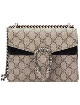 Dionysus Cloth Clutch Bag by Gucci