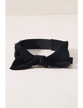 Karine Bow Waist Belt by Anthropologie