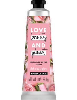 Murumuru Butter & Rose Delicious Glow Hand Cream by Love Beauty And Planet