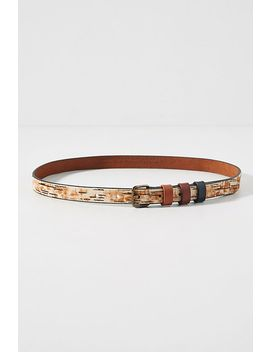 Jayma Belt by Anthropologie
