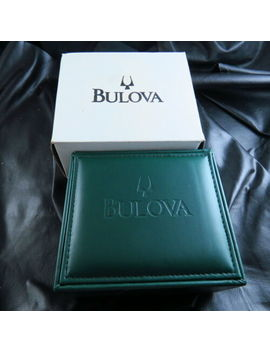 Genuine Bulova Men Watch Box Free Shipping by Bulova