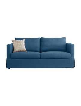 Better Homes & Gardens Russel Skirted Sofa by Hayneedle