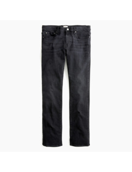 250 Skinny Fit Stretch On Demand Jean In Coal Wash by J.Crew