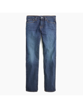 484 Slim Fit Stretch On Demand Jean In Ink Wash by J.Crew