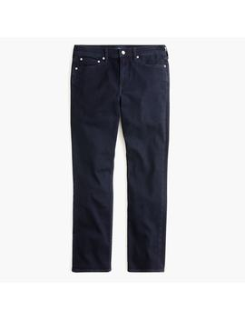 770™ Straight Fit Stretch Jean In Deep Lake Wash by J.Crew