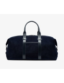 Blue Holdall by Suitsupply