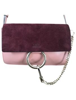 Faye Leather Crossbody Bag by Chloé