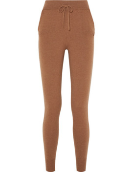 Maddalena Cashmere Track Pants by Loulou Studio
