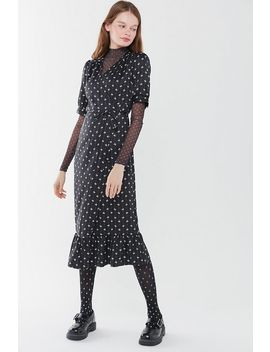 Uo Ida Wrap Dress by Urban Outfitters