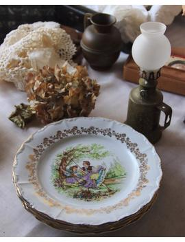 Porcelain Plates by Etsy