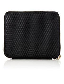 Luxury Zip Around Wallet by Comme Des Garçons
