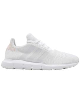 Wmns Swift Run 'triple White' by Adidas