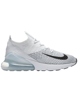 Wmns Air Max 270 Flyknit 'white' by Nike