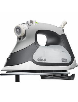Oliso Tg1100 Smart Steam Iron & Ironing Board Cover by Costco