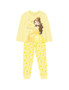 Disney Belle Princess Pyjamas by Mothercare